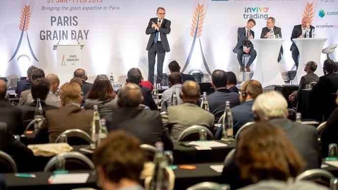 Lors du Paris Grain Day 2019, plusieurs experts internationaux sont venus présenter l'état de plusieurs