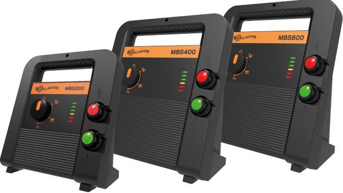 Electrificateur MBS