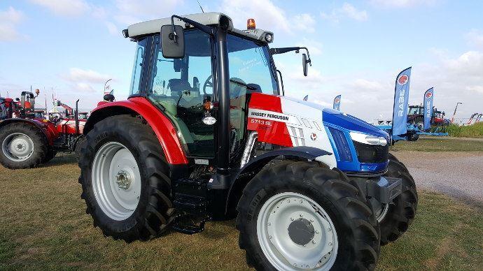 Massey Ferguson, Kubota et Claas disposent d'une usine de tracteur en France