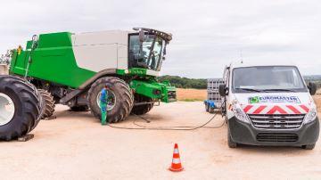 Euromaster propose de payer en différé les pneus agricoles