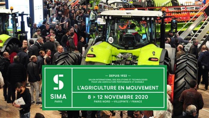 Le Sima s'offre un nouveau logo pour son centenaire en 2022