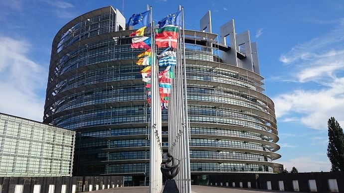 Le parlement européen, ici à Strasbourg, se réunira en séance plénière début juillet 2019 pour la constitution, entre autres, de la commission agriculture.