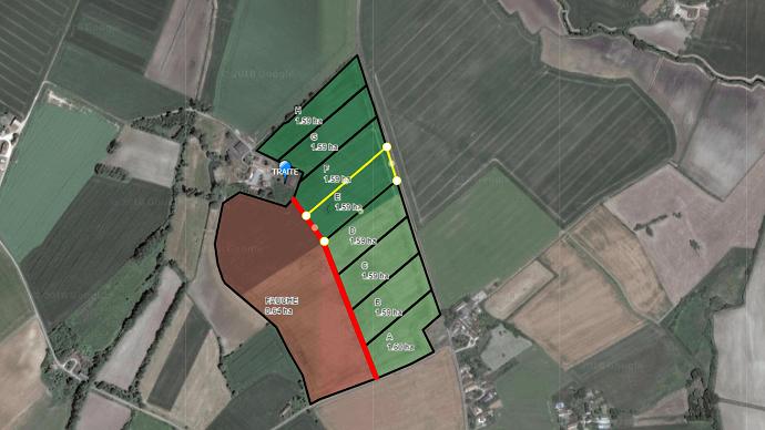 Besoin de réaliser des plans de pâturage? L'outil de cartographie de Pâturevision peut vous faciliter la tâche!