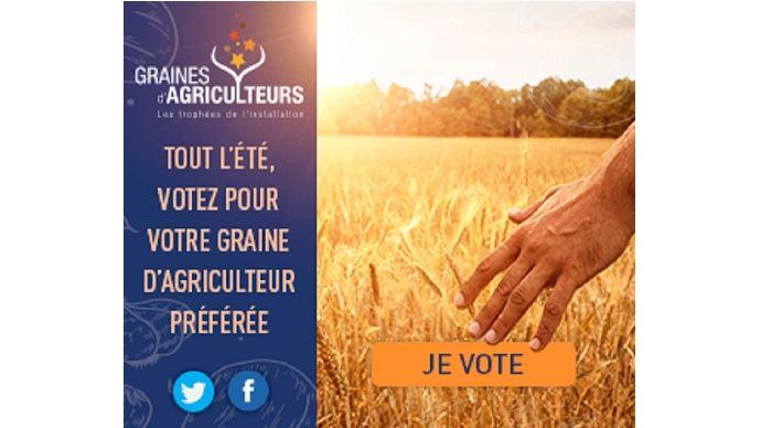 concours graines d agriculteurs 2019 vote du public sur internet