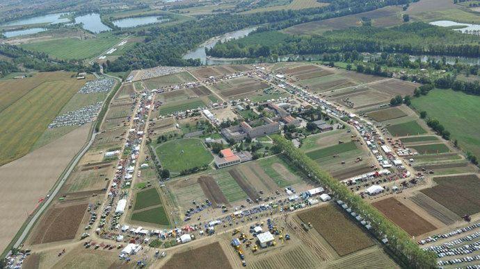 Terre-net vous fais vivre Innov-agri 2019 en direct d'Ondes (Haute-Garonne).