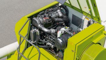 Des moteurs plus puissants pour les Claas Avero