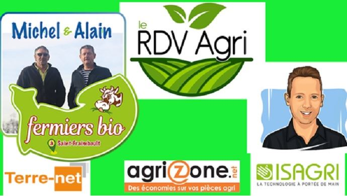 16e rdv agri avec alain delangle producteur de foin pour tisane et condiment