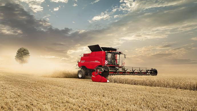 Moissonneuse-batteuse Case IH Axial Flow 150