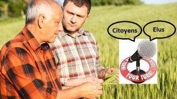 Mobiliser les élus et les citoyens pour inventer de nouveaux modèles agricoles