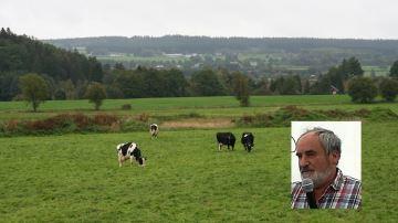 Michel Lemonnier: Se résoudre «à l'agrandissement d'une autre ferme»