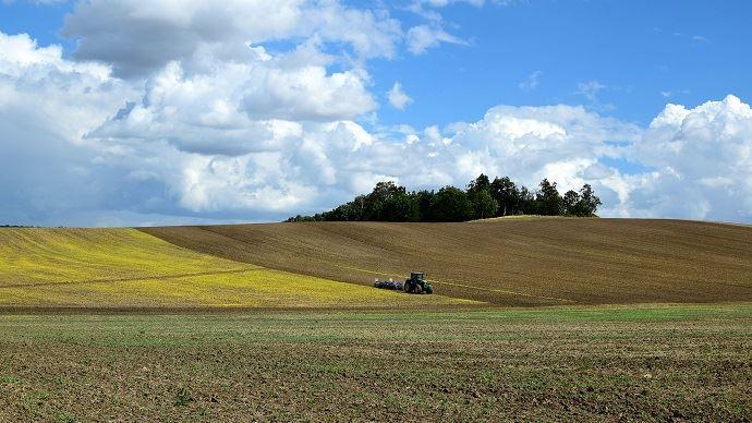 En 2019, le marché du neuf des équipements agricoles devrait se rapprocher de son record, 6 milliards d'euros.