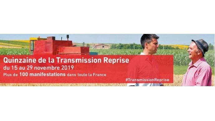 quinzaine de la transmission reprise 2019