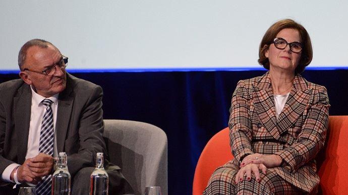 Les maires Jean-Louis Puissegur et Rachel Paillard prônent le dialogue avec les agriculteurs