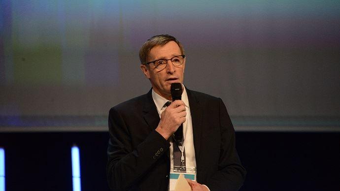 Dominique Chargé, président de Coop de France