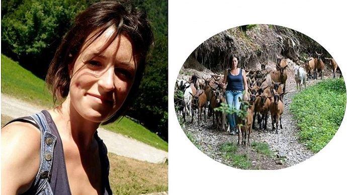 Noémie, éleveuse de chèvres en Haute-Savoie, est la nouvelle Miss agri