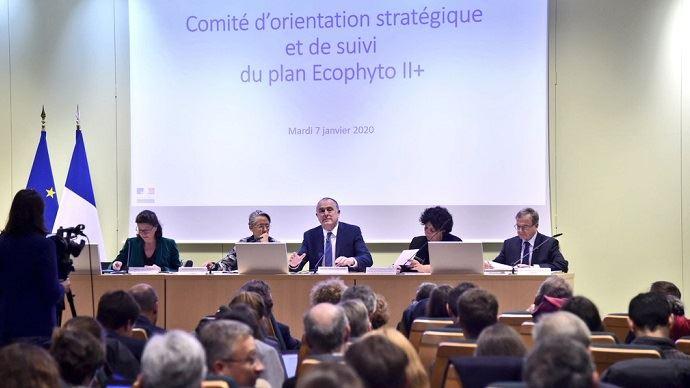 Les indicateurs de suivi des ventes de phytosanitaires seront disponibles six mois plus tôt, a annonce le comité d'orientation et de suivi du plan Ecophyto le 7 janvier