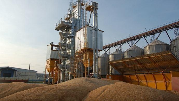 Stock de blé