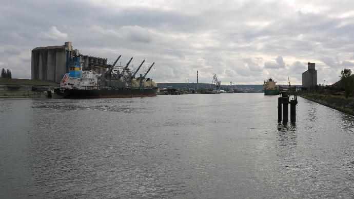 Les grèves dans les ports menacentsérieusement les exportations françaises