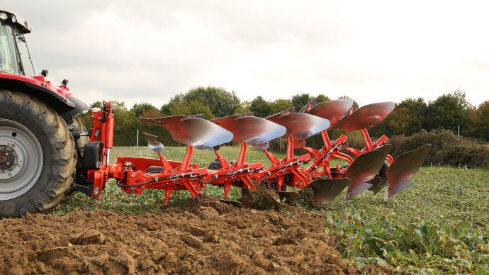Kuhn Smart Ploughing