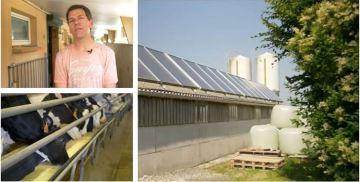 «Le solaire thermique couvre 50 à 60% de mes besoins en eau chaude sanitaire»