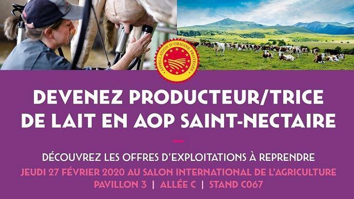 campagne de promotion rejoinsl aop saint nectaire