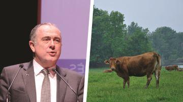 Le ministre veut répondre à «la détresse des éleveurs»