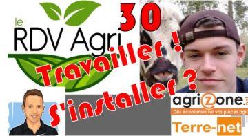 Théo: «S'installer en agriculture sans être du milieu, c'est possible! »