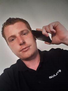 Pierre Maitrot, technicien SAV secteur Est et Sud-Est
