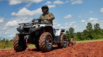 Des packs d'équipementspour la rando, la chasse ou l'élevage chez Yamaha