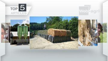 Résultats du contrôle laitier et éleveurs sur Twitter: le podium de la semaine