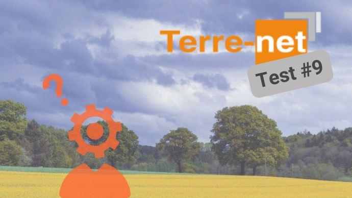 Terre-net Test #9