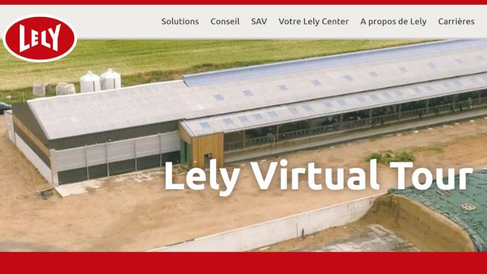 Lely Virtual Tour