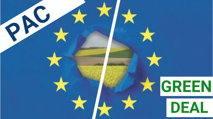 Pour Agriculture Stratégies, l'UE doit sortir du carcan des règles de l'OMC si elle veut réaliser les objectifs du Green Deal sur le plan agricole