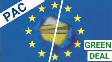 La proposition de réforme incompatible avec le Pacte Vert européen?