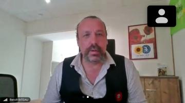 L'eurodéputé B. Biteau veut aller plus loin dans la réduction des pesticides
