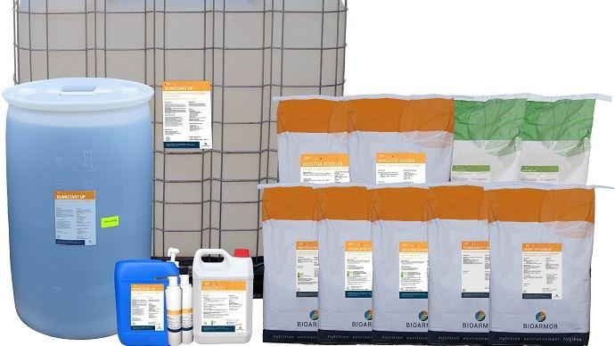 Produits multi-espèces de BioArmor