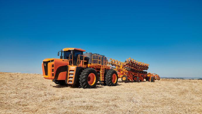 Automoteur de semis monograine JActo Uniport Planter 500