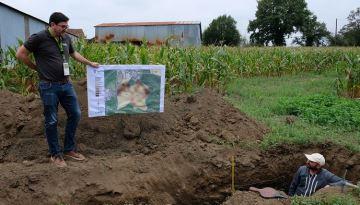 «La connaissance du sol, la base et le point commun de toutes les agricultures»