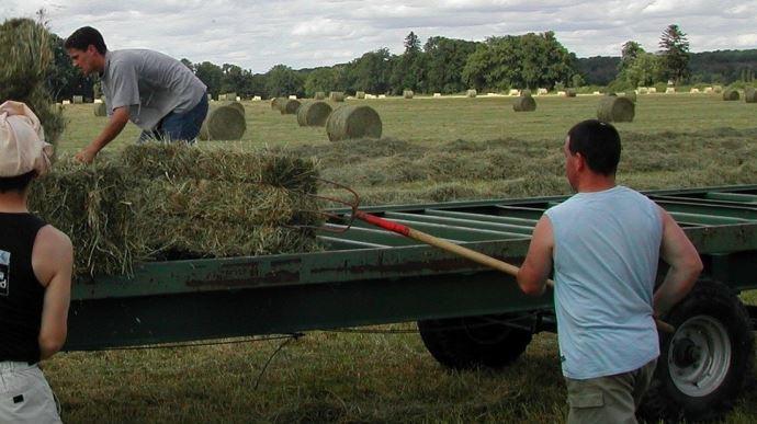 Une convention collective nationale agricole va être signée par tous les partenaires sociaux.