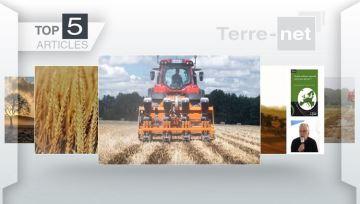 Machinisme, Pac et marché du blé sur le devant de l'actu