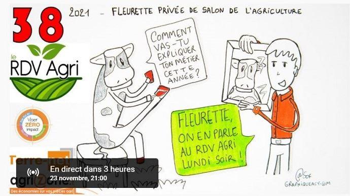 38e rdv agri de thierry agriculteur d aujourd hui commentl agriculture peut communiquer sans salon del agriculture