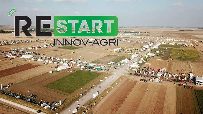 Innov-agri se tiendra les 7, 8 et 9 septembre 2021 à Outarville.