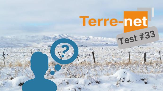 Terre-net Test #33