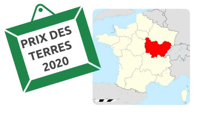 A 2970€/ha, le prix moyen des terres libres en Bourgogne Franche-Comté est en baisse en 2020