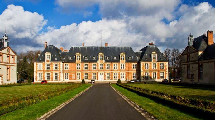 Le chateau de Grignon