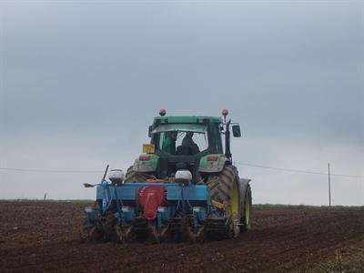 Les fortes pluies retardent les semis aux Etats-Unis