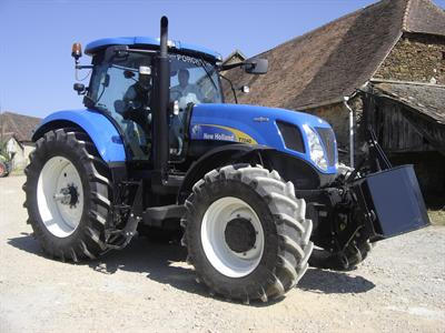 New Holland T7000 AutoCommand