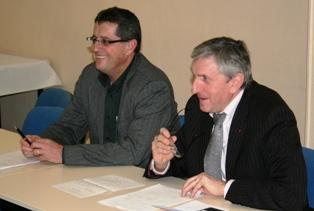 Sarkozy a reçu Lemétayer (Fnsea)