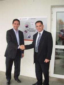 Un partenariat entre Kramp et Facom