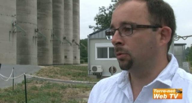 Arnaud Clément, directeur de coopérative : « La spéculation sur les marchés devrait maintenir les niveaux de prix pour le blé »